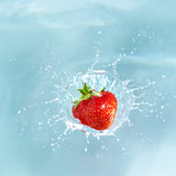 A berry big splash!