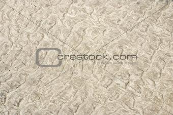 close up beach sand pattern background