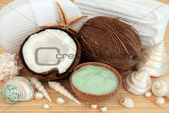 Coconut Spa Massage