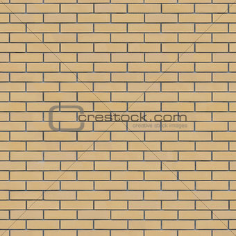 Brick Wall Texture Seamlessly Tileable.