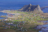 Town on Lofoten