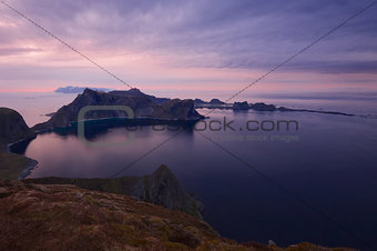 Lofoten view