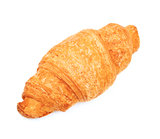 fresh croissant
