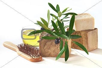 bath soap olive oil
