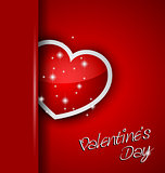 Elegant Valentine's Day background