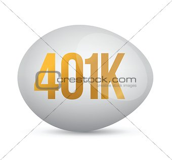 savings 401k financial planning retirement design