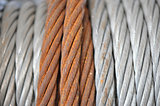 rusty cable