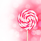 Pink Lollipop