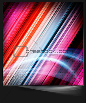 Business elegant abstract colorful background. Vector illustration