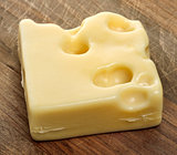 Piece Of Swiss Cheese