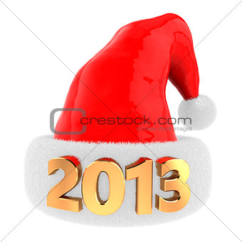 2013 christmas hat