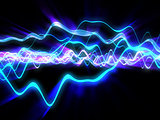 electric waves