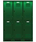 Individual locker