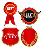 quality badges