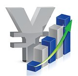 yen currency icon style