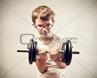 Child Muscles