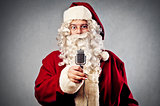 Santa Claus Microphone