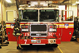 Fire Engine concepts of safety and rescue