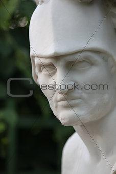 Greek god of wa