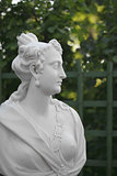 Marie Fournier wife of the Emperor Titus.