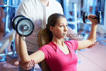 Pumping muscles