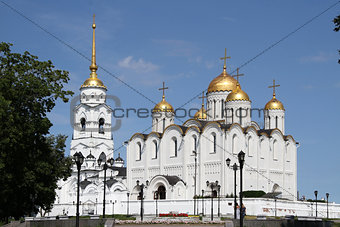 Cathedral in Vladimir
