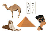 Symbols of Egypt