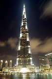 Burj Khalifa, the tallest manmade structure.