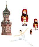 Russian Symbols