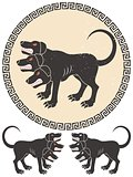 Cerberus Stylized