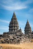 Prambanan temple, Java, Indonesia 