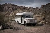 Beautiful old bus
