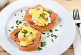 Egg Benedict Solmon