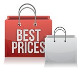Best price shopping bag