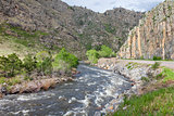 Poudre River Canyon