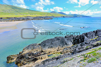 Dunquin bay in Ireland