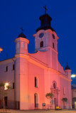 Catholic cathedral church in Uzhgorod