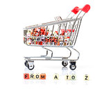Shopping Cart, Concept of a Full Range of Products