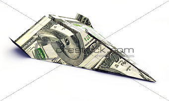 dollar airplane