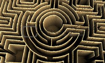 conceptual maze