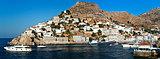 Hidra island, harbour (2)