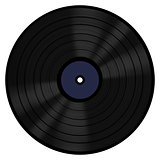 Vinyl Record 33 RPM