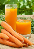 Carrot juice