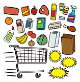 Supermarket Items