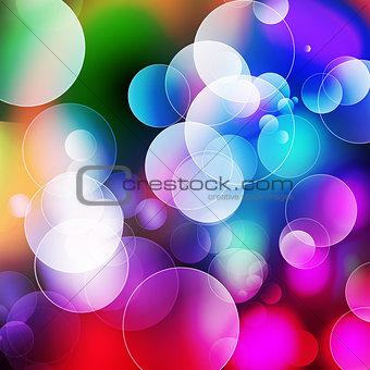 Big bubbles abstract