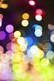 Virtual colorful lights photos
