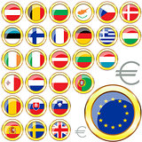 European Union buttons