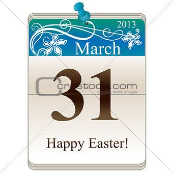 Catholic Easter 2013