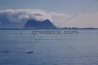 Orcas panorama