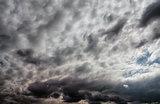 Violent clouds